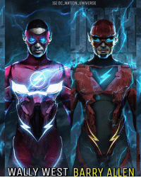 Batman, Memes, and Superman: IG| DC NATION UNIVERSE  WALLY WEST BARRY ALLEN Wally or Barry ? Art by @bosslogic ! dc dccomics dceu dcu dcrebirth dcnation dcextendeduniverse batman superman manofsteel thedarkknight wonderwoman justiceleague cyborg aquaman martianmanhunter greenlantern theflash greenarrow suicidesquad thejoker harleyquinn comics injusticegodsamongus