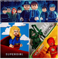 4 of The DCTV Shows in their Official Lego Versions to Celebrate The Relase of TheLegoBatmanMovie ! We got Gotham, SuperGirl, Arrow and TheFlash…But no love for DC's LegendsofTomorrow !? Smh. Anyways, comment Below if you've seen The Lego Batman Movie ! 💥: IG  I Ga DC. MARVEL. UNITE  SUPER GIRL 4 of The DCTV Shows in their Official Lego Versions to Celebrate The Relase of TheLegoBatmanMovie ! We got Gotham, SuperGirl, Arrow and TheFlash…But no love for DC's LegendsofTomorrow !? Smh. Anyways, comment Below if you've seen The Lego Batman Movie ! 💥