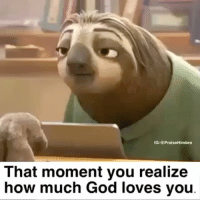 pressplay Tag someone!!: IG:@ PraiseHimbro  That moment you realize  how much God loves you pressplay Tag someone!!