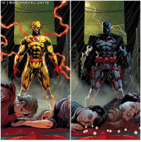 Batman, Hype, and Memes: IG  ta DC MA  EL. UNITE  FABO  FAB WatchMen and The FlashPoint Paradox is connected somehow in DCRebirth !? 😱 This Batman - TheFlash StoryLine looks so Damn Interesting, here's the Latest Covers by JasonFabok ! DCComics HYPE ! ⚡️🦇