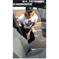 Ass, Crazy, and Friends: IG TATTEDGINGY  MG:MISSDESIROSE Watch It Till The End @_Tattedgingy_ Killed This Shit!! Haha Slim Thick Wita Surprise Part 2‼️‼️😂😂 GO FOLLOW This Crazy Ass White Boy @_tattedgingy_ @_tattedgingy_ Hes Got Stoopid Funny Videos All Over His Page! Tag A Friend Who Would Love This Video! SlimThick CuteAss FindingNemo JustKeepSwimming NemoTouchedTheButt
