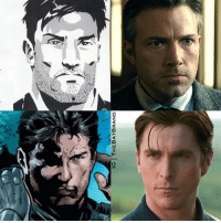 Which Bruce Wayne is your favorite, Bale or Ben?: IG THE BAT BRAND Which Bruce Wayne is your favorite, Bale or Ben?