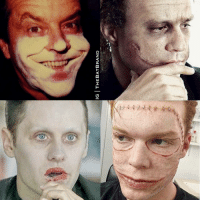 Before they became the Joker. Jerome yay or nay? To me he's awesome.: IG THEBATBRAND Before they became the Joker. Jerome yay or nay? To me he's awesome.