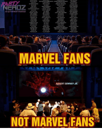 Pet Peeve: People who walk out of the theatre as soon as a MARVEL MOVIE ends 😡😡 . . 🎬UP UNTIL NOW... WHAT IS YOUR FAVORITE MARVEL MOVIE POST CREDIT SCENE?? . . sundayfunday goodmorning Marvel movies cosplayers spiderman peterparker endcredits maryjanewatson starwars lukecage negan comingsoon cosplayer doctorstrange gamer auntmay blackpanther cosplay nerd geekgirl partynerdz deadpool spiderman comics guardiansofthegalaxy defenders stanlee: IG/@THEPARTYNERDZ  oE  MARVEL FANS  RDBERT DOWNEY JR  NOT MARVEL FANS Pet Peeve: People who walk out of the theatre as soon as a MARVEL MOVIE ends 😡😡 . . 🎬UP UNTIL NOW... WHAT IS YOUR FAVORITE MARVEL MOVIE POST CREDIT SCENE?? . . sundayfunday goodmorning Marvel movies cosplayers spiderman peterparker endcredits maryjanewatson starwars lukecage negan comingsoon cosplayer doctorstrange gamer auntmay blackpanther cosplay nerd geekgirl partynerdz deadpool spiderman comics guardiansofthegalaxy defenders stanlee