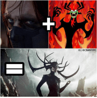 With heavy eyeshadow like the WinterSoldier and horns like Aku, and you get Hela the Asgardian goddess of Death. My first GeekMath post inspired by @ComicBookHQ - marvel marveluniverse comics SpidermanHomecoming marvelcomics thanos theavengers hulk thor deadpool theamazingspiderman Spiderman MCU meme Batman LordoftheRings marvelcinematicuniverse justiceleague ironman AvengersInfinityWar CaptainAmerica avengers ultimatespiderman civilwar infinitywar marvelcomics dccomics: IGI@CBMHYPE With heavy eyeshadow like the WinterSoldier and horns like Aku, and you get Hela the Asgardian goddess of Death. My first GeekMath post inspired by @ComicBookHQ - marvel marveluniverse comics SpidermanHomecoming marvelcomics thanos theavengers hulk thor deadpool theamazingspiderman Spiderman MCU meme Batman LordoftheRings marvelcinematicuniverse justiceleague ironman AvengersInfinityWar CaptainAmerica avengers ultimatespiderman civilwar infinitywar marvelcomics dccomics