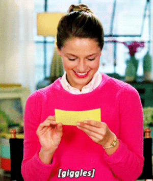 Target, Tumblr, and youtube.com: Igiggles) mel-benoist:   Which  cast member is most likely to laugh during a take?