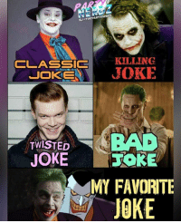 """DO YOU AGREE?? 🃏🃏 . . WHO WAS YOUR FAVORITE JOKER!?? . . 🎤 On this week's podcast, the Partynerdz paid their respect to the late great ADAM WEST aka Batman aka Mayor West. We took a look at how the Batman series from the 60's was instrumental to bringing comic books to main stream leading up to today's """"Batman"""" . . . 🎧 CLICK LINK IN BIO TO LISTEN!! . leto markhamill batman gotham riddler batman adamwest podcast dccomics wonderwoman superhero gamer bvs nerd kanye justiceleague darkknight familyguy cartoon radio cosplay cosplayer discuss cyborg injustice2 JOKER: IGMOTHePARTYneRDZ  CLASSIC  KILLING  JOKE  JOKES  TWISTED  JOKE  MY FAVORITE  JOKE DO YOU AGREE?? 🃏🃏 . . WHO WAS YOUR FAVORITE JOKER!?? . . 🎤 On this week's podcast, the Partynerdz paid their respect to the late great ADAM WEST aka Batman aka Mayor West. We took a look at how the Batman series from the 60's was instrumental to bringing comic books to main stream leading up to today's """"Batman"""" . . . 🎧 CLICK LINK IN BIO TO LISTEN!! . leto markhamill batman gotham riddler batman adamwest podcast dccomics wonderwoman superhero gamer bvs nerd kanye justiceleague darkknight familyguy cartoon radio cosplay cosplayer discuss cyborg injustice2 JOKER"""