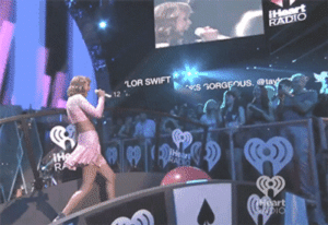 taylorswift:  I was proud of the simple fact that I somehow avoided a major embarrassment in this moment.: IHeart  RADIO  LOR SWIFT  s 3ORGENUS. Otay  THear  RA  THart taylorswift:  I was proud of the simple fact that I somehow avoided a major embarrassment in this moment.