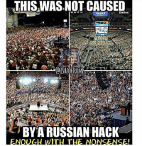 Enough with the fake news! After thousands of hours spent and millions of dollars there still is no evidence. WITCH HUNT!! liberal maga conservative constitution like follow presidenttrump resist stupidliberals merica america stupiddemocrats donaldtrump trump2016 patriot trump yeeyee presidentdonaldtrump draintheswamp makeamericagreatagain trumptrain triggered Partners --------------------- @too_savage_for_democrats🐍 @raised_right_🐘 @conservativemovement🎯 @millennial_republicans🇺🇸 @conservative.nation1776😎 @floridaconservatives🌴: IHISWAS.NOT CAUSED.  A0  BY A RUSSIAN HACK  ENOUGH WITH THE NONSENSE Enough with the fake news! After thousands of hours spent and millions of dollars there still is no evidence. WITCH HUNT!! liberal maga conservative constitution like follow presidenttrump resist stupidliberals merica america stupiddemocrats donaldtrump trump2016 patriot trump yeeyee presidentdonaldtrump draintheswamp makeamericagreatagain trumptrain triggered Partners --------------------- @too_savage_for_democrats🐍 @raised_right_🐘 @conservativemovement🎯 @millennial_republicans🇺🇸 @conservative.nation1776😎 @floridaconservatives🌴