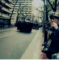 🇺🇸 Raw video: NotMyPresident Day rioters confronts Portland riot police and gets knocked to the ground, gets up and does it again, then appears to get shot with non-lethal projectiles at point blank range. Play stupid games win stupid prizes.😂 👊🏽💀👍🏽 UncleSamsMisguidedChildren 🇺🇸 Check out our store. Link in bio. 🇺🇸 LIKE our Facebook page 🇺🇸 Subscribe to our YouTube Channel 🇺🇸 Visit our website for more News and Information. 🇺🇸 www.UncleSamsMisguidedChildren.com 🇺🇸 Tag and Join our Misguided Family @unclesamsmisguidedchildren USE CODE USMCNATION10 for 10% off our Store. MisguidedLife MisguidedNation USMCNation Apparel ProGun 2A Tactical alllivesmatter k9 POLICE trump Gun SemperFi Ammo republican USMC Deplorable oathkeeper snowflake trumpwall donaldtrump trump trumpmemes MAGA pence armystrong republicans sheepdog backtheblue.: IIHALIJ  LINA 🇺🇸 Raw video: NotMyPresident Day rioters confronts Portland riot police and gets knocked to the ground, gets up and does it again, then appears to get shot with non-lethal projectiles at point blank range. Play stupid games win stupid prizes.😂 👊🏽💀👍🏽 UncleSamsMisguidedChildren 🇺🇸 Check out our store. Link in bio. 🇺🇸 LIKE our Facebook page 🇺🇸 Subscribe to our YouTube Channel 🇺🇸 Visit our website for more News and Information. 🇺🇸 www.UncleSamsMisguidedChildren.com 🇺🇸 Tag and Join our Misguided Family @unclesamsmisguidedchildren USE CODE USMCNATION10 for 10% off our Store. MisguidedLife MisguidedNation USMCNation Apparel ProGun 2A Tactical alllivesmatter k9 POLICE trump Gun SemperFi Ammo republican USMC Deplorable oathkeeper snowflake trumpwall donaldtrump trump trumpmemes MAGA pence armystrong republicans sheepdog backtheblue.