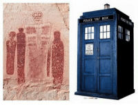 Boxing, Doctor, and Memes: iiit  POLICE Box  籗 The Doctor is real