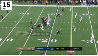 Dallas Cowboys, Memes, and Nfl: Il  15  FOX  NETWORK  2ND & 5  SAINTS  101 10 COWBOYS 65 13 4th 2:16 27  2nd & 5  NFL The 15 BEST plays from Week 13! 🏈🏈🏈 https://t.co/uIuq7n24iV