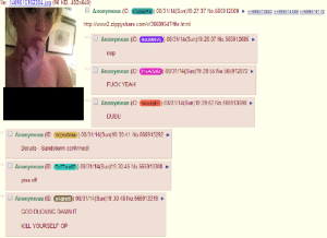 The fappening 4chan