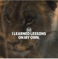 Bad, Best Friend, and Family: ILEARNEDLESSONS  ON MY OWN. What kind of lessons are those? ✔️You need to change. Instead of looking at external circumstances and blame them for unfortunate life events, look at yourself first and see if there's anything you can improve. Can you change the way you live so that your life situation can improve? ✔️You can't control life but you can control yourself.There are circumstances in life that you can't control, i.e., being born into a dysfunctional family, losing your family member at a young age, becoming a victim of an unforeseeable accident, or having a cancer. However, if you realize that you are in control of yourself no matter what happens, you will not ignore the unfortunate circumstances and use them as springboards for the better you. ✔️You can't change the way things are but you can change the way you look at things. ✔️You are actually a very strong person. ✔️You are your own worst enemy and your own best friend. ✔️You realize what matters and what doesn't.When you are in a good financial situation, you probably find joy through activities such as dining out, going to the pub, going to events, shopping, and traveling. However, when life gets tough, you cannot afford to do those things. If you spend time feeling sad about the situation and missing the things you used to get to do, then you'd be unhappy. But if you learn to enjoy the simple things in life, little by little, and appreciate what you have, then you would realize that life is not too bad after all. - I hope this help you and feel free to leave a comment below!👇 - life lessons success millionairementor