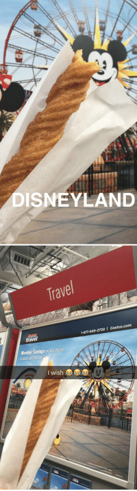 i don't if I should laugh or cry: ILJI  DISNEYLAND   Travel  Costco.com  1877-849-2730 travel  Member Savings on Vacations,  auses and Rental i don't if I should laugh or cry