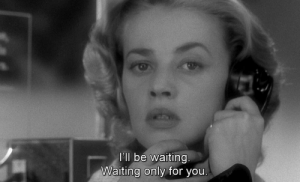 Waiting..., You, and For: I'll be waiting  Waiting only for you