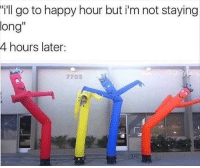 """Funny, Happy, and Pictures: """"ill go to happy hour but i'm not staying  long""""  4 hours later:  7703 50 Try Not To Laugh Extremely Funny Pictures To Make Your Day"""