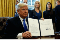 President Trump signed an Executive Order on Friday suspending visas for 90 days from seven countries from where there is a terror threat. Guess what all these countries have in common? They have been bombed  and/or destabilized by the US government. Perhaps there's a connection? More in today's Liberty Report:  Trump's Travel Ban: Targeting Terrorism...Or Iran? https://youtu.be/nIXoipjbaB4: Ill President Trump signed an Executive Order on Friday suspending visas for 90 days from seven countries from where there is a terror threat. Guess what all these countries have in common? They have been bombed  and/or destabilized by the US government. Perhaps there's a connection? More in today's Liberty Report:  Trump's Travel Ban: Targeting Terrorism...Or Iran? https://youtu.be/nIXoipjbaB4