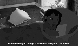 Http, Net, and Remember: I'll remember you though. I remember everyone that leaves. http://iglovequotes.net/