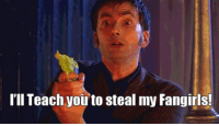 Target, Tumblr, and Blog: I'll Teach yoiu'to steal my Fangirls! the-absolute-funniest-posts:  doctordonna10: Sneak peak of the 50th Anniversary   Via/Follow The Absolute Greatest Posts…ever.