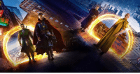 After 19 weekends at the box office, DOCTOR STRANGE has officially finished it's theatrical run with $232 million domestically (128th highest all-time; 9th highest MCU movie) and more than $677 million worldwide (94th highest all-time; 7th highest MCU movie)!  http://tinyurl.com/ml4vtqa  (Brian): ilLERe After 19 weekends at the box office, DOCTOR STRANGE has officially finished it's theatrical run with $232 million domestically (128th highest all-time; 9th highest MCU movie) and more than $677 million worldwide (94th highest all-time; 7th highest MCU movie)!  http://tinyurl.com/ml4vtqa  (Brian)