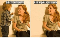<p>A Day In The Life Of Gillian.</p>: illian/Anderson  GillianWithouterson <p>A Day In The Life Of Gillian.</p>