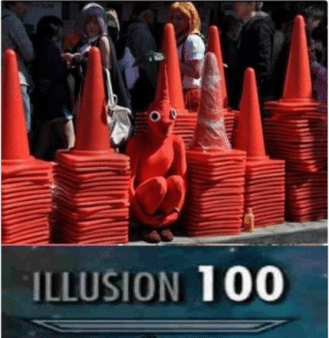 Illusion, 100, and Illusion 100: ILLUSION 100