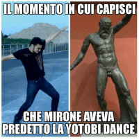Rivelazione incredibile. yotobi memes meme dance youtubeitalia yotobidance: ILMOMENTO IN CUI CAPISCI  CHEMIRONE AVEVA  PREDETTO LAYOTOBIDANCE Rivelazione incredibile. yotobi memes meme dance youtubeitalia yotobidance