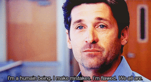Mistakes, Net, and Make: I'm a humain being, I make mistakes. I'm flawed. We allare https://iglovequotes.net/