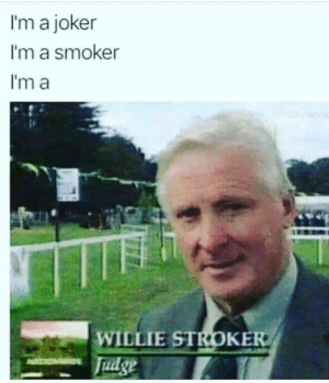 One for fans of the Steve Miller Band.. by wadeybb MORE MEMES: I'm a joker  I'm a smoker  I'm a  WILLIE STROKE  Tudge One for fans of the Steve Miller Band.. by wadeybb MORE MEMES