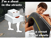 In The Sheets