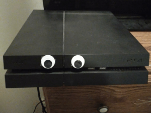 Think, This, and Well: Im an amateur at modding consoles, but I think this turned out well.