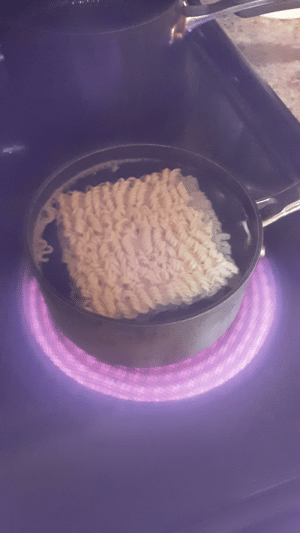 I'm cooking ramen for anyone who wants it: I'm cooking ramen for anyone who wants it