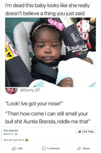 Ive Got Your Nose