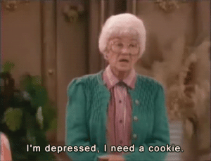 http://iglovequotes.net/: I'm depressed, need a cookie http://iglovequotes.net/