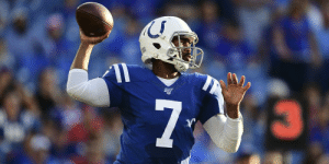 """""""I'm excited for the future of the Colts in large part because of @JBrissett12."""" https://t.co/ejQ8fc36I5 (via @greggrosenthal) https://t.co/ebphfoP59f: """"I'm excited for the future of the Colts in large part because of @JBrissett12."""" https://t.co/ejQ8fc36I5 (via @greggrosenthal) https://t.co/ebphfoP59f"""