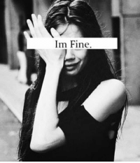 I'm fine! Most days I am. Some days, like today after counselling, I fell apart. My life story SUCKS! I hate that that was my life. I am trying so hard to focus on 'FREE WILL' but these days take me back to the beginning. I wish I could wipe my memory.💕 . survivor healing recovery: Im Fine I'm fine! Most days I am. Some days, like today after counselling, I fell apart. My life story SUCKS! I hate that that was my life. I am trying so hard to focus on 'FREE WILL' but these days take me back to the beginning. I wish I could wipe my memory.💕 . survivor healing recovery