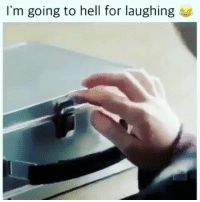 Memes, Hell, and 🤖: I'm going to hell for laughing Lmaooooooo