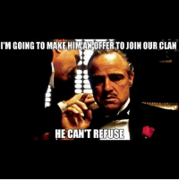 I'M GOING TO MAKE HIM ANHOFFERTO JOIN OUR CLAN  HE CANT REFUSE Recruiting good players like: