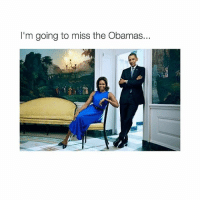Honestly, Truly.: I'm going to miss the Obamas.. Honestly, Truly.