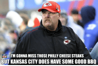 BREAKING NEWS: Andy Reid has been hired as the new coach of the Kansas City Chiefs: IM GONNA MISS THOSE PHILLY CHEESE STEAKS  BUT KANSAS CITY DOES HAVE SoME GooDBBQ BREAKING NEWS: Andy Reid has been hired as the new coach of the Kansas City Chiefs