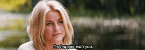 https://iglovequotes.net/: I'm happier with you. https://iglovequotes.net/