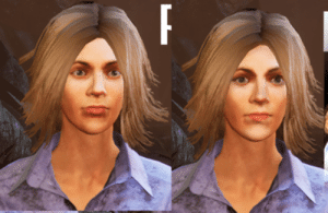Hair, Happy, and Jamie Lee Curtis: I'm happy Laurie received better hair but still hoping for some face texture/paint changes for a less janky look and more likeness/nod to Jamie Lee Curtis