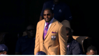 """Football, Heaven, and Memes: """"I'm in Football Heaven!""""  Yes you are, @raylewis. Yes. You Are.   📺: #PFHOF18 Enshrinement on @NFLNetwork https://t.co/5Oxya4s2Mj"""