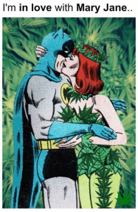 Memes, 🤖, and Marie: I'm in love with Mary Jane.