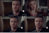 I'M IN LOVE WITH YOU  I KNOW.  MARK, I-I HAVE A BOYFRIEND.  I'M SAYING  YOU CAN HAVE A HUSBAND you can have a husband. <3 . . . . . greysanatomy slexie lexiegrey marksloan
