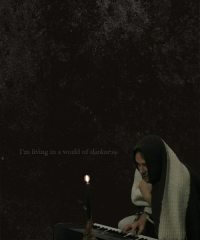 memes: I'm living in a world of darkness