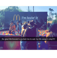Super pumped @mcdonalds invited me to the Bootsy Bellows Mansion during Chella!!! My idea of the perfect happy meal after a hangover is a large McWine, large fries, 17 burgers, and a diet coke because I'm watching my figure. coachelladiet LoveDriveVibe snapchatdaddyissuess 🍔🍟🍷🍷: i'm lovin' it  So glad McDonald's invited me to eat my life away n play!!!!! Super pumped @mcdonalds invited me to the Bootsy Bellows Mansion during Chella!!! My idea of the perfect happy meal after a hangover is a large McWine, large fries, 17 burgers, and a diet coke because I'm watching my figure. coachelladiet LoveDriveVibe snapchatdaddyissuess 🍔🍟🍷🍷