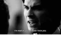 Love, I Love You, and Http: I'm mad at you because I love you. http://iglovequotes.net/