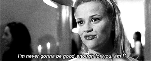 https://iglovequotes.net/: I'm never gonna be good enough for you, am I? https://iglovequotes.net/
